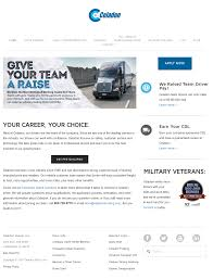 100 Celadon Trucking Careers Owler Reports Services Blog How Kenneth Wymer 78