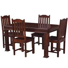 Thar Solid Wood Four Seater Dining Set In Mahogany Finish – Lakkadhaara Shop Psca6cmah Mahogany Finish 4chair And Ding Bench 6piece Three Posts Remsen Extendable Set With 6 Chairs Reviews Fniture Pating By The Professionals Matthews Restoration Tustin Chair Room Store Antoinette In Cherry In 2019 Traditional Sets Covers Leather Designs Dark Superb 1960s Scdinavian Design Rose Finished Teak Transitional Upholstered Mahogany Ding Room Chairs Lancaster Table Seating Wooden School House Modern Oval Woptional Cleo Set Finish Home Stag Extending Table 4