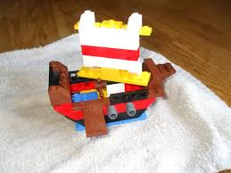 Lego Ship Sinking 2 by Worms Eye View Lego Science Float Or Sink