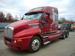 1997 Kenworth T2000 Tandem Axle Sleeper Cab Tractor For Sale By ...