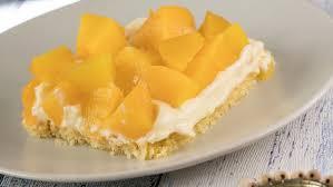 pfirsichkuchen rezept für pfirsich blechkuchen bayern 1