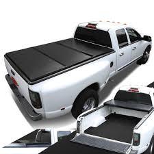 100 Dodge Dakota Truck Fit 0511 5Ft Bed Aluminum Frame TriFold Hard