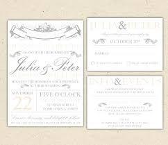 Rustic Wedding Invitation Templates 1356 Plus Template Vintage Modern Printable Pink