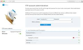 FTP-accounts. Create And Manage FTP-accounts In The Web-hosting ... How To Move Wordpress A New Host Everything You Need Know Ftp Hosting Icons Printemps Vector Photo Bigstock Cara Menggunakan Pada Windows Explorer Blog Ardhosting Upload Dan Download File Menggunakan Fezilla Bejotenan Upload File Your Website Using Ftp Client Jagoan Indonesia Knowledgebase Bab Iii Melakukan Ssd South Africa Aspnet V2 45 Full Trust Migrate Website The Sver And Hosting Icons Stock Vector Illustration Of Redo 89765856 Free Web Mobile Priceweb Designweb Hostgdomain Registration In Unlimited Plan Email Services