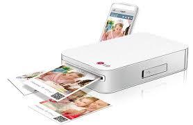 LG Pocket a Smartphone Printer for Instant Memories