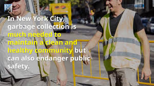 NYC Garbage Truck Accident Lawyers - YouTube