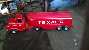 1950's Buddy L Texaco Tanker Truck For Sale | Antiques.com | Classifieds Truck Man 75tonne Box Van Cars Vehicles Classifieds Three Pumper Trucks For Sale 66117 Classified Ads Of The Township Officials Illinois Toi Toronto Sun 2014 Kenworth T800 Dump Truck Six For Sales Vintage Coe Sale St Johns Newfouland Labrador Nl 1972 Chevy K20 4x4 34 Ton C10 C20 Gmc Pickup Fuel Injected Chevy Short Truck Classifiedschevy Camper Craigslis 10 Pickup You Can Buy Summerjob Cash Roadkill Dump On Cmialucktradercom Picture Perfect 1938 Plymouth 2017 Freightlinervaccon Combination 36458 Cleaner