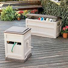 Suncast Patio Storage Box by Deck U0026 Patio Storage Boxes From Kmart Resin Suncast Outdoor