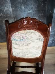 Victorian Rocking Chair-Wood With Fabric Cover-Foldable-Mother Chair-Chair  Baby Room-Hall Furniture-Living Room Christmas Decorations Bar Chair Foot Cover Us 648 40 Offding Chair Cover Wedding Decoration Housses De Chaises Drop Shipping Chiavari For Indian Stylein From Home Runs With Spatulas Crafty Fridays How To Recover A Glider House Gt Rocking Lounge Photo Baby Shower Seat Covers Cassadiva Image Amazoncom Cushion Cushions Set Peacock Ivory Polyester Banquet Style Reception Decoration 28 Off Retail Yryie Pack Of 20 Universal Spandex Stretch Wedding Ceremony White Decorative Fabric On A Geometric Pattern Lansing Upholstered Recliner Westport Cabana Stripe Red Porch Rocker Latex Foam Fill Reversible