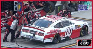 Pit-stop Problems Cost Cole Custer Lead At Miami | NASCAR.com