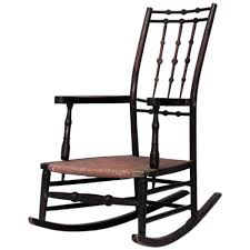 American Shaker Stained Maple Rocking Chair Windsor Arrow Back Country Style Rocking Chair Antique Gustav Stickley Spindled F368 Mid 19th Century Spindle Eskdale Chairs Susan Stuart David Jones Northeast Auctions 818 Lot 783 Est 23000 Sold 2280 Rare Set Of 10 Ljg High Chairs W903 Best Home Furnishings Jive C8207 Gliding Rocker Cushion Set For Ercol Model 315 Seat Base And Calabash Wood No 467srta Birchard Hayes Company Inc