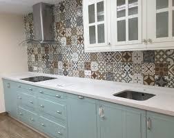 Cocina estilo vintage la cocina y el color de ideal