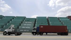 100 Timmons Truck Center USChina Trade War Elevates Risks To Global Economy NECN