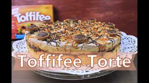 toffifee torte backen karamell nougat torte absolute