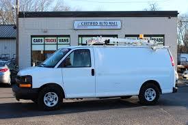 Cargo Vans For Sale On CommercialTruckTrader.com
