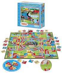 Amazon Thomas Making Tracks Game Toys Games