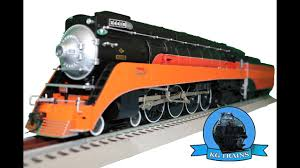 Lionel 6 Legacy Scale GS 2 Southern Pacific steam engine