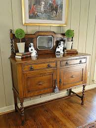 Lovable Antique Dining Room Sideboard With Sideboards Inspiring Small Buffet Server 48