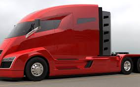 Tesla To Enter The Semi Truck Business, Starting With 'Tesla Semi ...