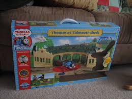 Trackmaster Tidmouth Sheds Youtube by Childhood Train Movies By Trainman3985 On Deviantart