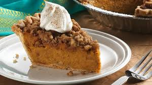 Pumpkin Pie With Pecan Praline Topping by 10 Amazing Recipes For Holiday Desserts Including Pies