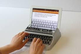 le rétro moderne la machine à écrire 2 0 alinéa