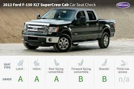 2013 Ford F-150 XLT SuperCrew Cab: Car Seat Check | News | Cars.com
