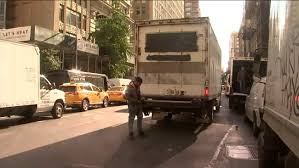 100 Brown Line Trucking New York City Council Wants To End Parking Ticket Break For Delivery