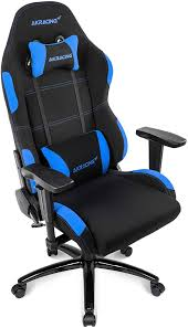 AKRacing AK-EX WIDE-BK/BL Core Series EX-Wide Gaming Chair - Black/Blue Nitro Concepts S300 Ex Gaming Chair Stealth Black Chair Akracing Core Redblack Conradcom Thunder X Gaming Chair 12 Black Red Arozzi Verona Pro V2 Premium Racing Style With High Backrest Recliner Swivel Tilt Rocker And Seat Height Adjustment Lumbar Akracing Series Blue Core Series Blackred Cougar Armour One Best 2019 Coolest Gadgets