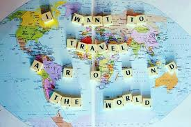 I Want To Travel The World Tumblr
