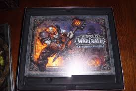 unboxing world of warcraft warlords of draenor edition