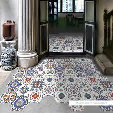 selbst kleber fliesen kunst boden aufkleber aufkleber diy küche badezimmer dekor vintage europäischen sechseckigen waben boden poster aufkleber