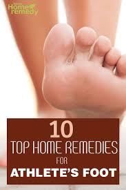 10 Top Home Reme s For Athlete s Foot