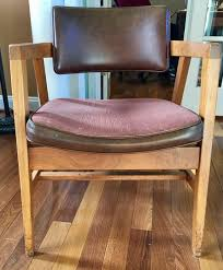 Wh Gunlocke Chair Co Wayland by Unanswered Questions My Antique Furniture Collection