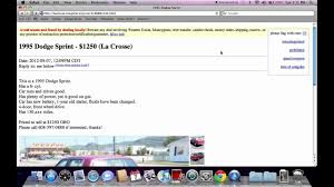 100 Craigslist St Louis Mo Cars And Trucks La Crosse Wisconsin Used And For Sale By