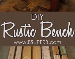 Bench Rustic Bedroom Benches Awesome Ideas 31 More Cool DIY Pallet Furniture Superior Wood Chairs Commendable Wooden Plans