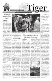 Christmas Tree Lane South Pasadena by Tiger Newspaper Vol Xcviii No V By Tiger Newspaper Issuu