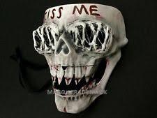 The Purge Halloween Mask Ebay by Halloween Mask Ebay