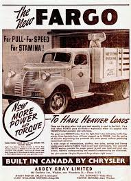 100 Brother Truck Sales Fargo S Wikipedia