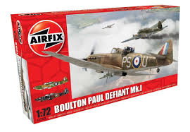 AIRFIX A02069 BOULTON PAUL DEFIANT MK1 1:72 - The Railway Conductor