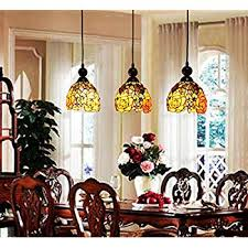 B Stained Glass Dining Room Light Fixtures 2018 Hallway