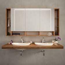 badezimmerspiegelschrank mit beleuchtung helsinki
