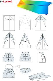 Paper Planes How To Make Origami Airplanes Step By