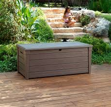 outdoor wood storage bench white affordable outdoor wood storage
