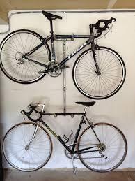 Racor Ceiling Mount Bike Lift by Bike Storage Racks Bike Lifts Family Bicycle Racks Canoe