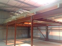 100 Mezzanine Design Floor Systems MLB Steel