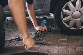 The 10 Commandments Of Putting A Car On Jack Stands