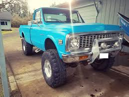 A 1972 GMC With Chevy Grill I'm Taking A Serious Look At Purchasing ...