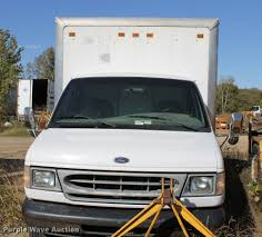 2000 Ford Econoline E450 Super Duty Box Truck | Item ED9679 ... 2005 Ford F450 Box Van Diesel V8 Used Commercial Van Sale Maryland Built For The Tough Access Jobsites Trucks Ford E450 Doc Bailey Where To Purchase Truck Parts Your Uhaul My 2017 Low Floor Shuttle 122 Wc Rohrer Bus 2006 Econoline 18ft For Salesuper Cleandiesel Used Eseries Cutaway 16 Rwd Light Cargo 1996 Box Truck Damagedmb2780 Auction Municibid 2000 Super Duty Box Truck Item Ed9679 2016 In California Sale Michael Bryan Auto Brokers Dealer 30998