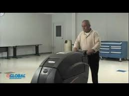 Commercial Floor Scrubbers Machines by Floor Cleaning Machine Auto Floor Scrubber Youtube